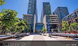 1602E-36 Lisgar Street, Toronto, ON, M6J 3G2