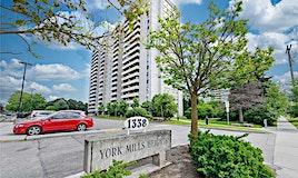 805-1338 York Mills Road, Toronto, ON, M3A 3M3