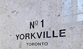 3311-1 Yorkville Avenue, Toronto, ON, M4W 1L1
