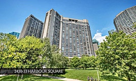 2438-33 Harbour Square, Toronto, ON, M5J 2G2