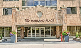 1507-15 Maitland Place, Toronto, ON, M4Y 2X3