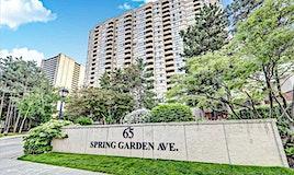 706-65 Spring Garden Avenue, Toronto, ON, M2N 6H9