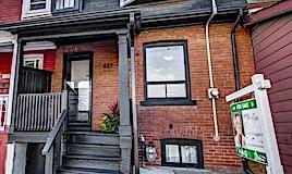 627 Dupont Street, Toronto, ON, M6G 1Z3