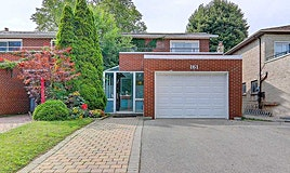 161 Chipwood Crescent, Toronto, ON, M2J 3X6
