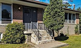 89 Codsell Avenue, Toronto, ON, M3H 3W2