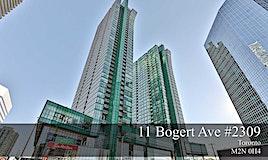 2309-11 Bogert Avenue, Toronto, ON, M2N 0H4