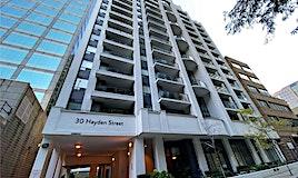 604-30 Hayden Street, Toronto, ON, M4Y 3B8