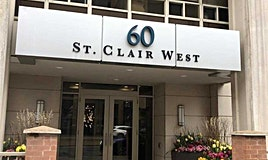203-60 St Clair Avenue W, Toronto, ON, M4V 1M1