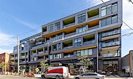 208-109 Ossington Avenue, Toronto, ON, M6J 0G1