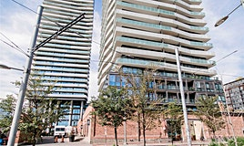 1407-390 Cherry Street, Toronto, ON, M5A 3L7