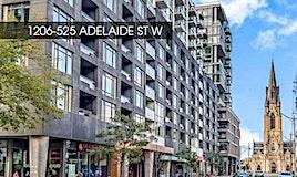 1206-525 Adelaide Street W, Toronto, ON, M5V 1T4