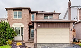 22 Horseshoe Drive, Whitby, ON, L1N 8E9
