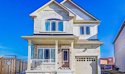 25 Mantz Crescent, Whitby, ON, L1R 0L3