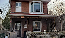 295 Cedarvale Avenue, Toronto, ON, M4C 4K3