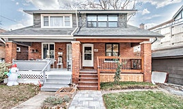 65 Maughan Crescent, Toronto, ON, M4L 3E6