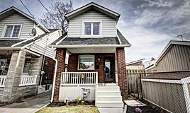 755 Sammon Avenue, Toronto, ON, M4C 2E6