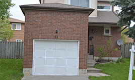61 Brimstone Crescent, Toronto, ON, M1V 3C8
