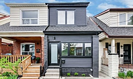 152 Bastedo Avenue, Toronto, ON, M4C 3N1