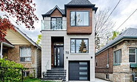 70 Gatwick Avenue, Toronto, ON, M4C 1W5