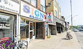 861 O'connor Drive, Toronto, ON, M4B 2S7