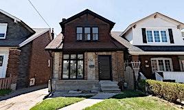 814 Coxwell Avenue, Toronto, ON, M4C 3E6