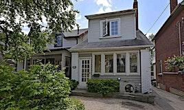 133 Duvernet Avenue, Toronto, ON, M4E 1V5