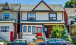 543 Greenwood Avenue, Toronto, ON, M4J 4A7