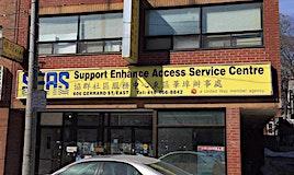 606 E Gerrard Street, Toronto, ON, M4M 1Y3