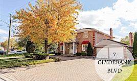 7 Clydebank Boulevard, Toronto, ON, M1T 3B4