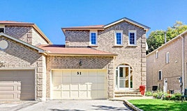 51 Hewitt Crescent, Ajax, ON, L1S 7A6