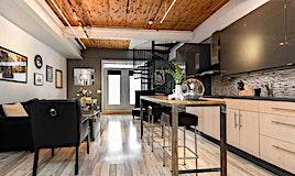 118-326 Carlaw Avenue, Toronto, ON, M4M 3N8