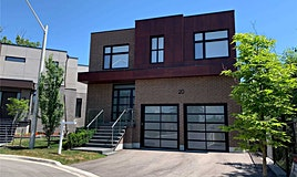 20 Elaine Lennox Court, Toronto, ON, M1B 1H1