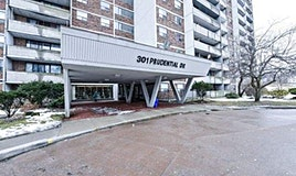 1408-301 Prudential Drive, Toronto, ON, M1P 4V3