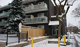204-123 Woodbine Avenue, Toronto, ON, M4L 3V8