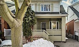 153 Swanwick Avenue, Toronto, ON, M4E 2A5
