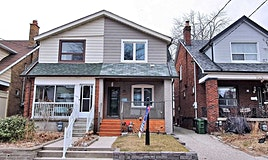 148 Woodington Avenue, Toronto, ON, M4C 3K6