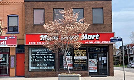 1473 Danforth Avenue, Toronto, ON, M4J 1N5