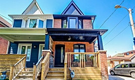 232 Chatham Avenue, Toronto, ON, M4J 1K9