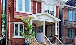 63 1/2 Frizzell Avenue, Toronto, ON, M4J 1E2