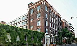 102B-245 Carlaw Avenue, Toronto, ON, M4M 2S1