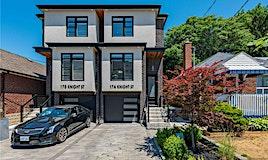 17A Knight Street, Toronto, ON, M4C 3K8