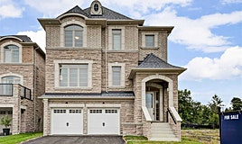 188 Bralorne Tr, Pickering, ON, L1V 0G1
