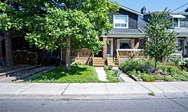636 Mortimer Avenue, Toronto, ON, M4C 2J8
