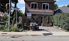 198 Woodmount Avenue, Toronto, ON, M4C 3Z6