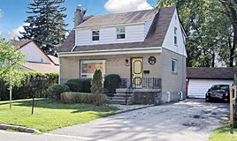 160 Harewood Ave Avenue, Toronto, ON, M1M 2R9