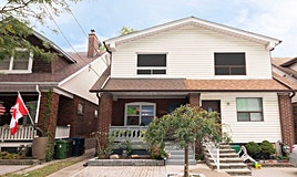 573 Sammon Avenue, Toronto, ON, M4C 2E1