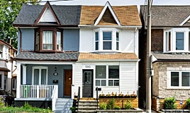 593 Greenwood Avenue, Toronto, ON, M4J 4B1