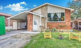 644 Tennyson Avenue, Oshawa, ON, L1H 3K1