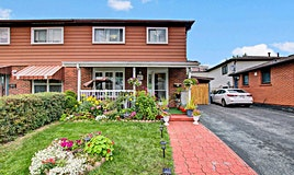 83 Coxworth Crescent, Toronto, ON, M1B 1E2