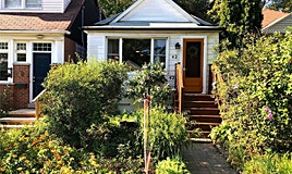 42 Frater Avenue, Toronto, ON, M4C 2H6